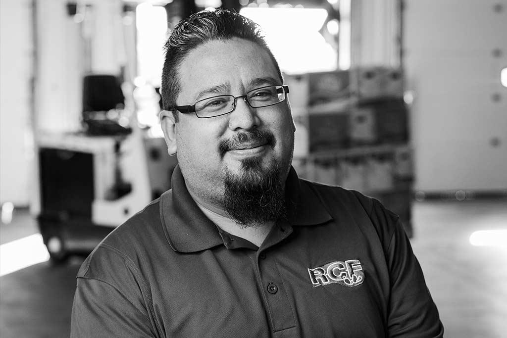 Joel JiménezWarehouse Manager- McAllen, TX.